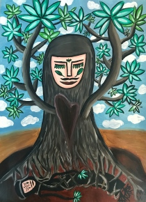 """my loneliness is a garden, where there is only one tree. ""--ADUNIS"