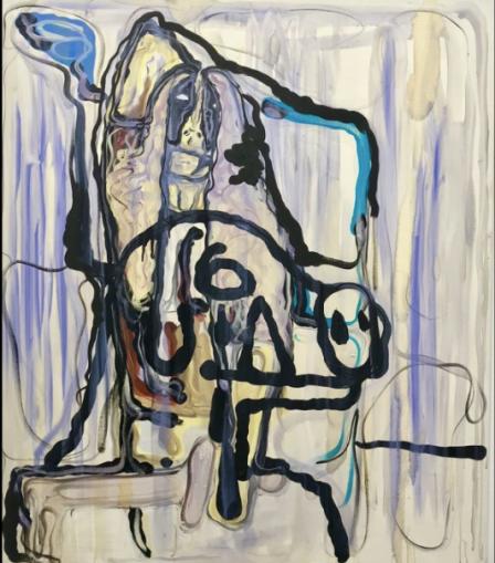 Oil on canvas 2