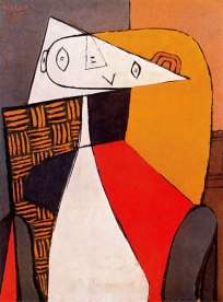 Seated Woman 1930